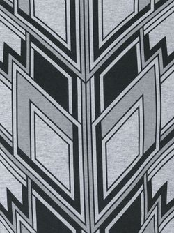 Футболка С Геометрическим Принтом Les Hommes                                                                                                              серый цвет