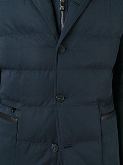 Блейзер-Пуховик Corneliani                                                                                                              синий цвет