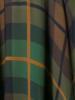 Юбка Secek В Клетку P.A.R.O.S.H.                                                                                                              зелёный цвет