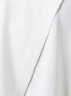 Свитер С Разрезом На Спине MM6 by Maison Margiela                                                                                                              белый цвет