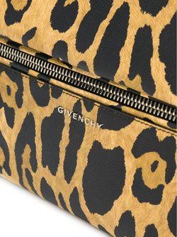 Сумка Pandora Pure На Плечо Givenchy                                                                                                              черный цвет