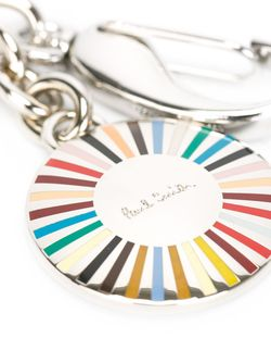 Брелок С Логотипом Paul Smith                                                                                                              серебристый цвет