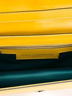 Сумка На Плечо Laure Paula Cademartori                                                                                                              желтый цвет