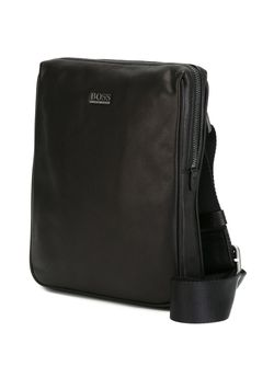Классическая Сумка-Почтальонка Boss Hugo Boss                                                                                                              черный цвет