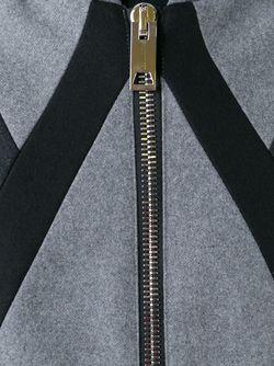 Спортивная Куртка С Панельным Дизайном Les Hommes                                                                                                              серый цвет