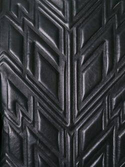 Толстовка С Тисненым Узором Спереди Les Hommes                                                                                                              чёрный цвет