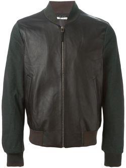 Классическая Куртка-Бомбер Paul Smith                                                                                                              черный цвет