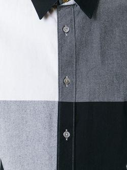 Рубашка В Клетку Paul Smith                                                                                                              чёрный цвет