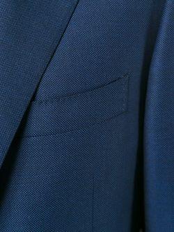 Костюм-Двойка Canali                                                                                                              синий цвет