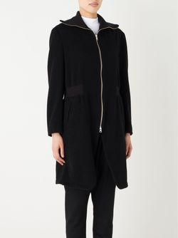 Пальто На Молнии NOCTURNE 22                                                                                                              черный цвет