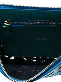 Клатч Flying Kenzo                                                                                                              синий цвет