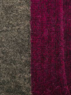 Носки Колор-Блок Haider Ackermann                                                                                                              красный цвет