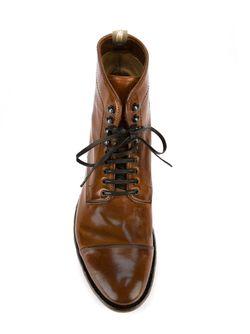 Ботинки Anatomia Officine Creative                                                                                                              коричневый цвет