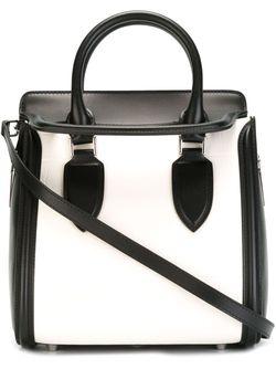 Сумка-Тоут Heroine Alexander McQueen                                                                                                              черный цвет