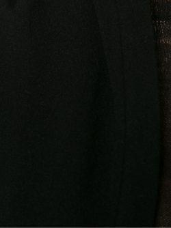Открытый Кардиган Yohji Yamamoto                                                                                                              чёрный цвет