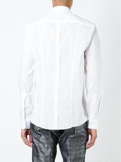 Классическая Рубашка Les Hommes                                                                                                              белый цвет