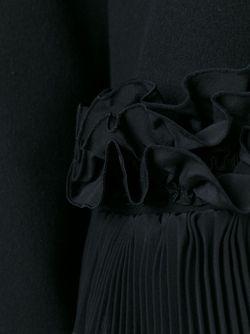 Свитер С Рюшами Rochas                                                                                                              чёрный цвет