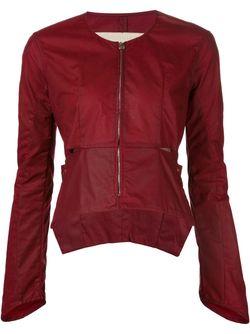 Укороченная Куртка С Покрытием ECKHAUS LATTA                                                                                                              красный цвет