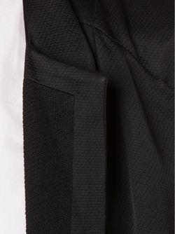 Открытое Пальто Без Рукавов Ann Demeulemeester                                                                                                              чёрный цвет