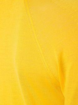 Свитер С V-Образным Вырезом Proenza Schouler                                                                                                              желтый цвет
