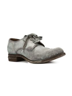 Туфли На Шнуровке A DICIANNOVEVENTITRE                                                                                                              серый цвет