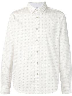 Рубашка The Stock Rag & Bone                                                                                                              белый цвет