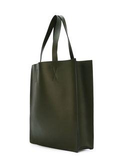Сумка-Шопер Marni                                                                                                              зелёный цвет