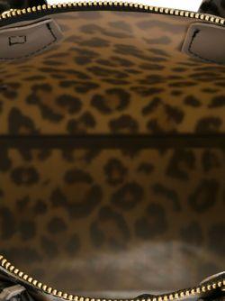 Сумка-Тоут С Леопардовым Принтом GUM                                                                                                              Nude & Neutrals цвет