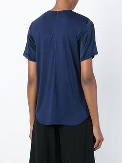 Блузка С Бантом Steffen Schraut                                                                                                              синий цвет