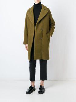 Пальто Hepburn Folk                                                                                                              зелёный цвет
