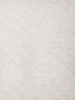 Свитер Ребристой Вязки Proenza Schouler                                                                                                              серый цвет