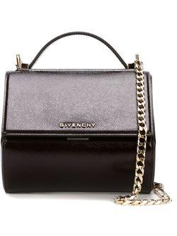 Сумка Через Плечо Pandora Box Givenchy                                                                                                              коричневый цвет