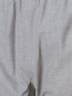 Брюки С Заниженным Шаговым Швом ASTRAET                                                                                                              серый цвет
