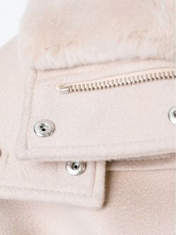 Свободное Пальто С Капюшоном Emilio Pucci                                                                                                              Nude & Neutrals цвет