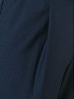 Укороченные Брюки ERIKA CAVALLINI SEMICOUTURE                                                                                                              синий цвет