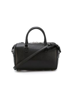 Маленькая Сумка-Тоут Duffle Saint Laurent                                                                                                              черный цвет