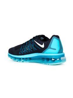 Кроссовки Air Max 2015 Anniversary Pack Nike                                                                                                              синий цвет