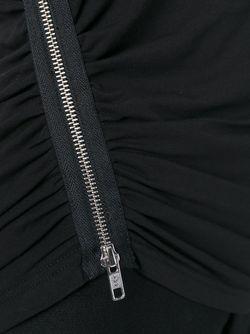 Майка Berr Zip Ivan Grundahl                                                                                                              чёрный цвет