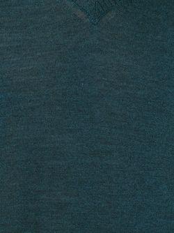 Свитер С V-Образным Вырезом Nuur                                                                                                              синий цвет