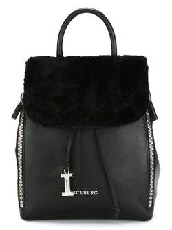 Рюкзак На Шнурке ICEBERG                                                                                                              чёрный цвет