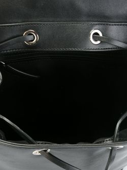 Рюкзак На Шнурке ICEBERG                                                                                                              черный цвет