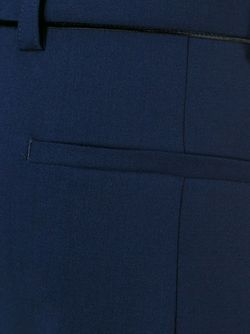 Брюки С Заниженной Шаговой Линией Haider Ackermann                                                                                                              синий цвет