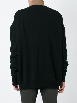 Свитер-Водолазка Haider Ackermann                                                                                                              чёрный цвет