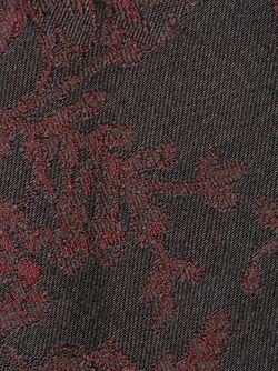 Галстук С Цветочным Узором Dolce & Gabbana                                                                                                              чёрный цвет