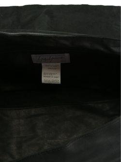 Сумка На Плечо С Откидным Клапаном Yohji Yamamoto                                                                                                              None цвет