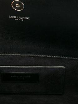Клатч Punk Saint Laurent                                                                                                              черный цвет