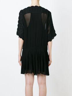 Платье Aude Isabel Marant Étoile                                                                                                              None цвет