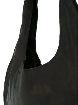 Сумка-Хобо Yohji Yamamoto                                                                                                              чёрный цвет