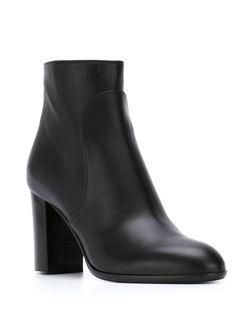 Ботинки По Щиколотку Sergio Rossi                                                                                                              чёрный цвет