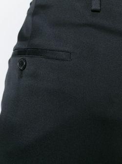 Широкие Брюки Maison Margiela                                                                                                              черный цвет